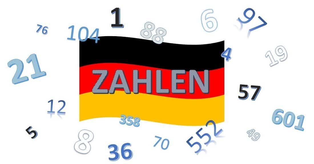 Liczby po niemiecku